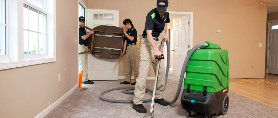 Cary, NC residential restoration cleaning